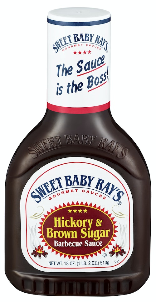 Sweet Baby Ray's Hickory Barbecue Sauce 510 g