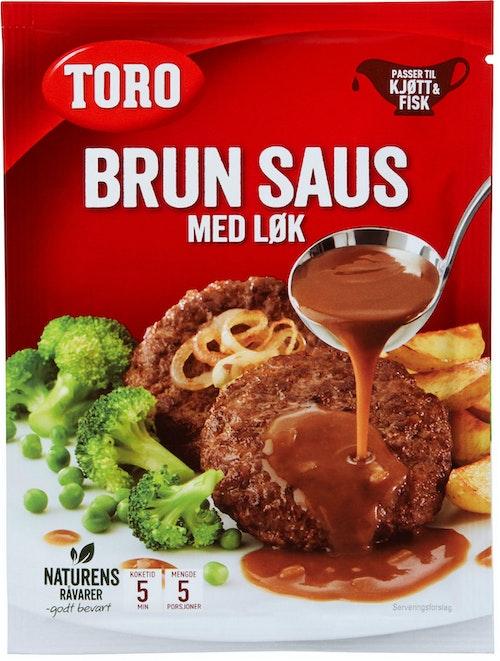 Toro Brun Saus med Løk 47 g