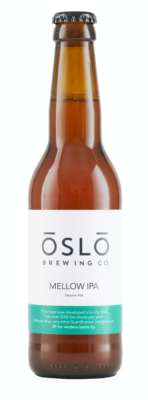 Oslo Brewing Company Mellow IPA 0,33 l