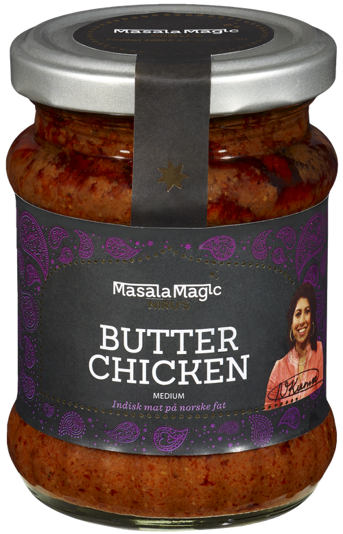 MasalaMagic Butter Chicken Paste 250 g
