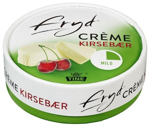 Tine Crème Chérie Kirsebær, 150 g