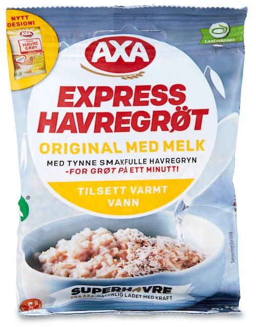 AXA Havregrøt Med Melk 50 g
