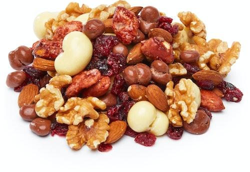 Nøtteliten Julemiks Med Nøtter Og Tørket Frukt 170 g