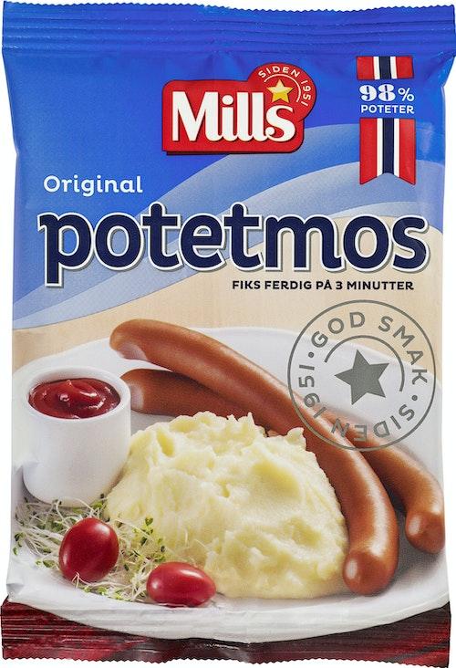 Mills Potetmos Vanlig 90 g