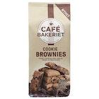 Café Bakeriet Cookie Brownies