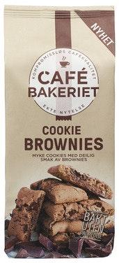 Sætre Café Bakeriet Cookie Brownies 225 g
