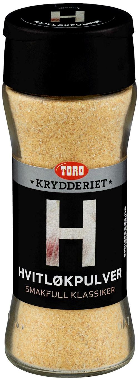 Toro Hvitløkpulver 87 g