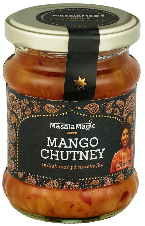 MasalaMagic Nirus Special Mango Chutney 250 g