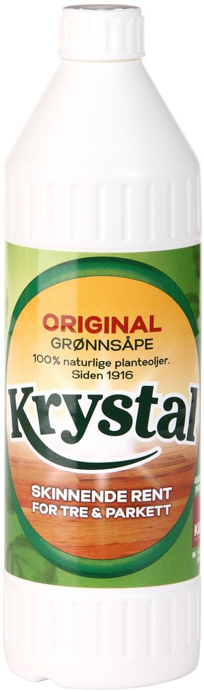 Krystal Krystal Grønnsåpe Original, 750 ml