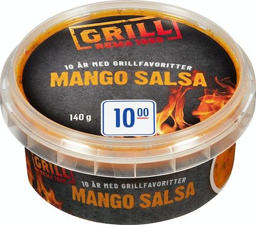 REMA 1000 Mangosalsa Taste Lab, 140 g