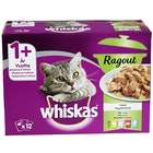 Whiskas Ragout Mixed Menu