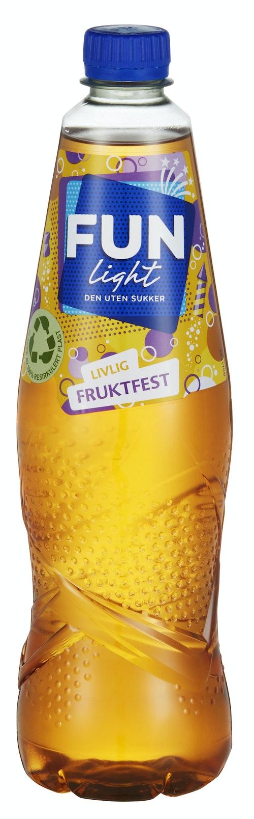Fun Light Fun Light Fruktfest 0,8 l