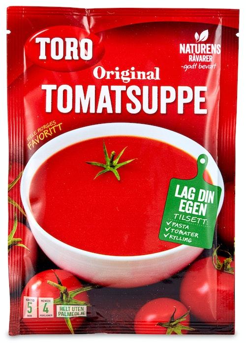 Toro Tomatsuppe 91 g