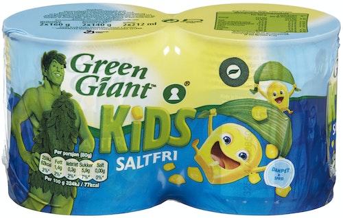 Green Giant Kids 2 x 160 gr, 320 g