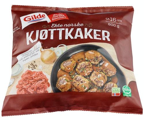 Gilde Kjøttkaker 16 stk, 800 g