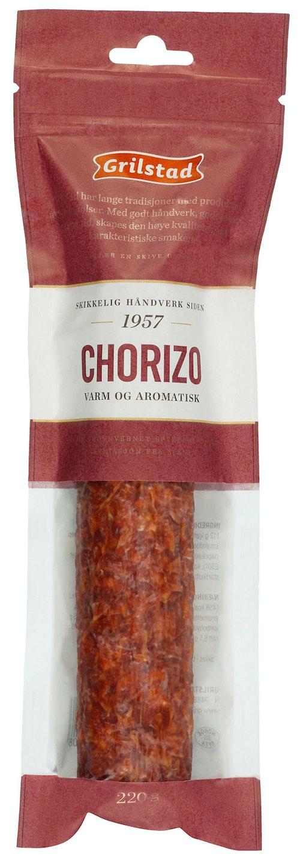 Chorizo Hel 220g 0,22 kg