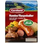 Komler / Raspeballer / Komper