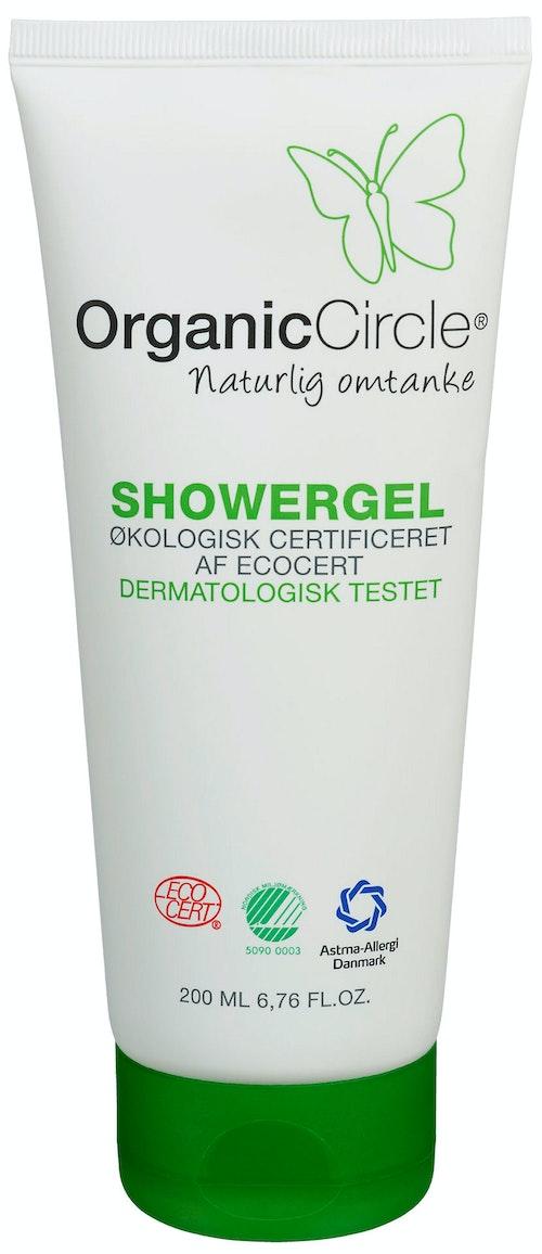 Organic Circle Showergel 200 ml