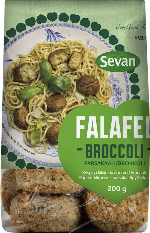Sevan Fersk Falafel Brokkoli 200 g