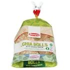 Chia Rolls