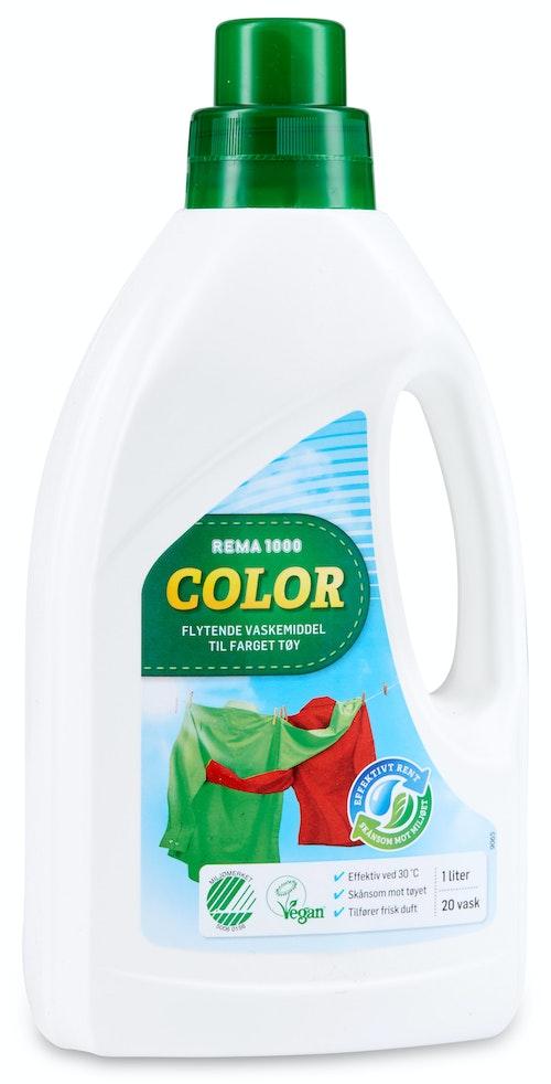 REMA 1000 Flytende Vask Color 1 l