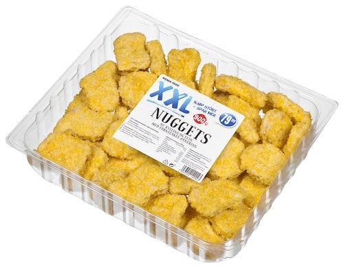 Gilde Nuggets Av Kylling og svinekjøtt 900 g