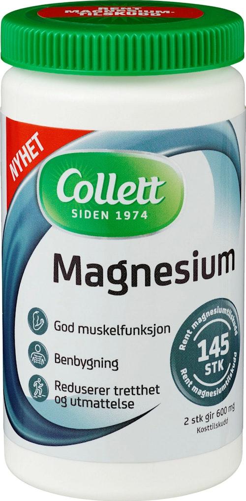 Collett Magnesium 145 stk