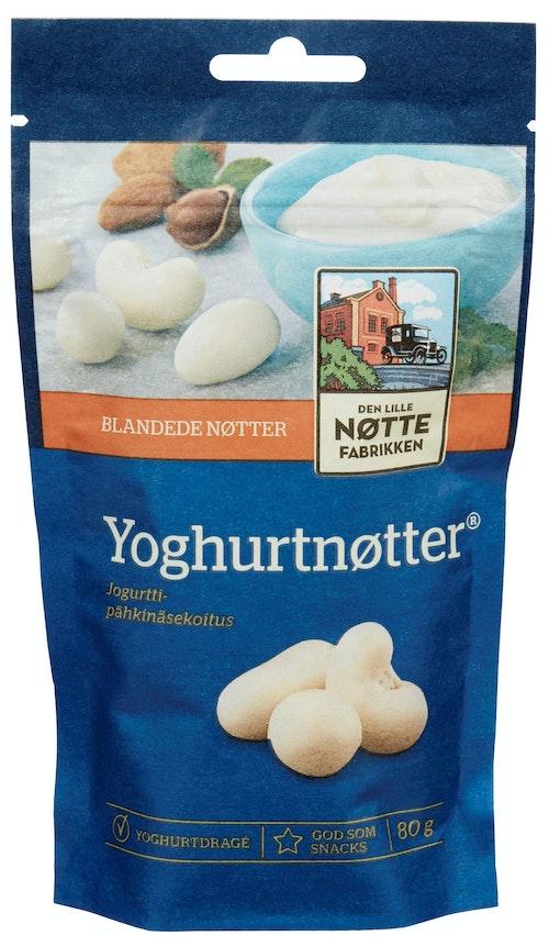 Den Lille Nøttefabrikken Yoghurtnøtter 80 g