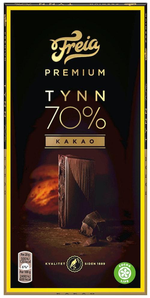Freia Premium Dark 70% Cocoa 100 g