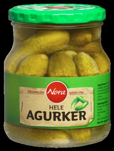 Nora Agurker Hele 580 g
