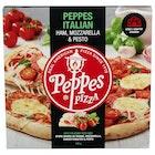 Peppes Italian Ham, Mozzarella & Pesto