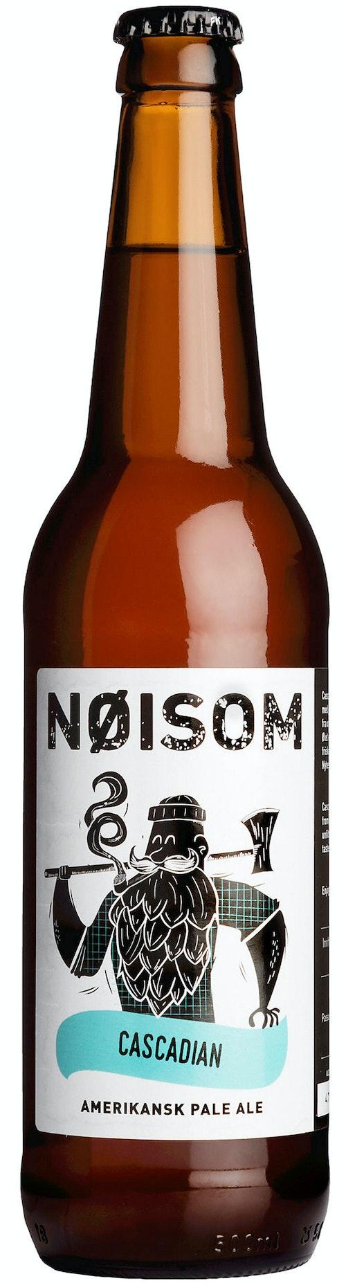 Nøisom Cascadian APA 0,5 l