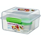 Matboks Cube med Youghurtboks