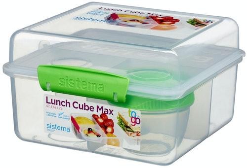Sistema Matboks Cube med Youghurtboks 1 stk