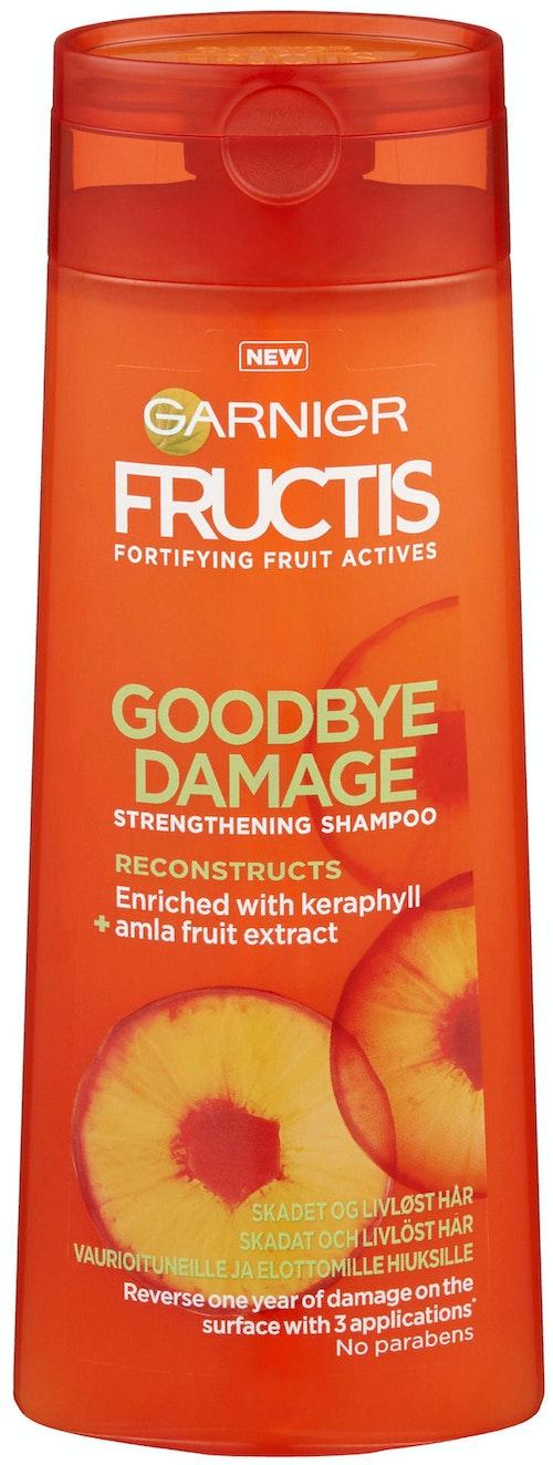 Garnier Fructis Damage Rewind Shampo 250 ml