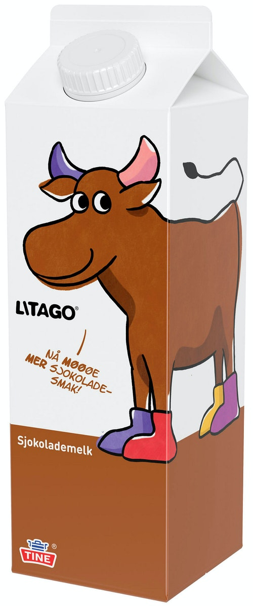 Tine Litago Sjokolade 0,5 l