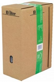 Sunniva Eplejuice Original Bag in Box 10 l