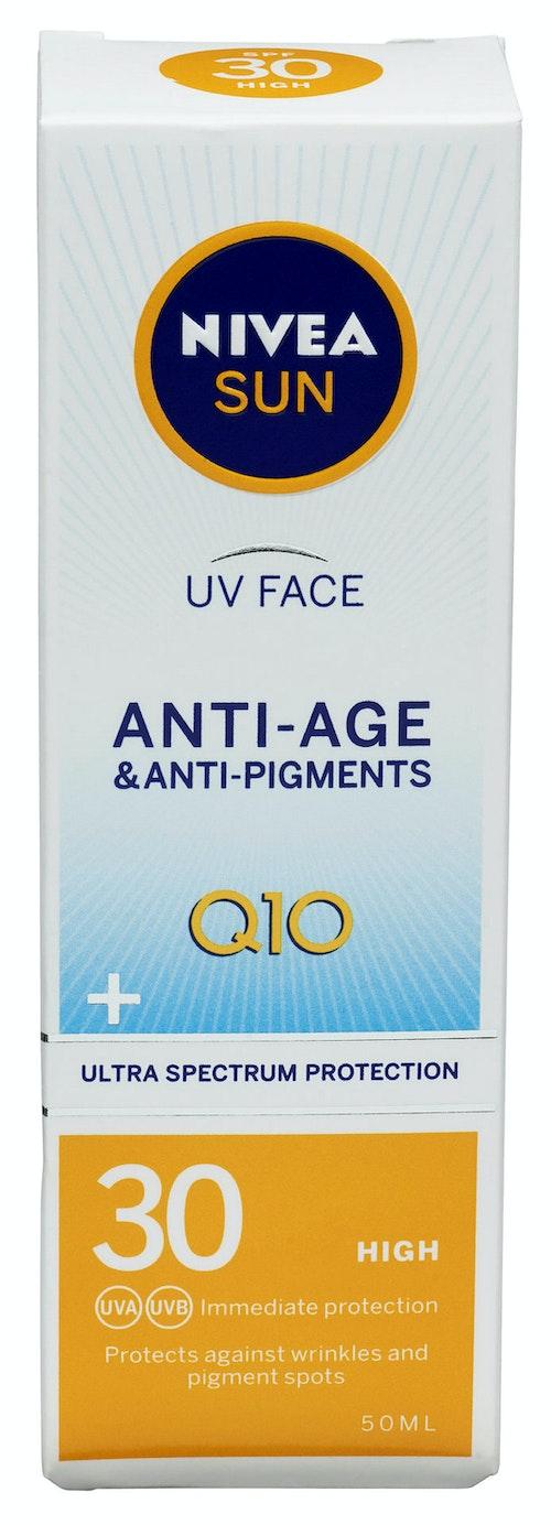 Nivea Sun Face Anti-Age Pigment SPF 30, 50 ml