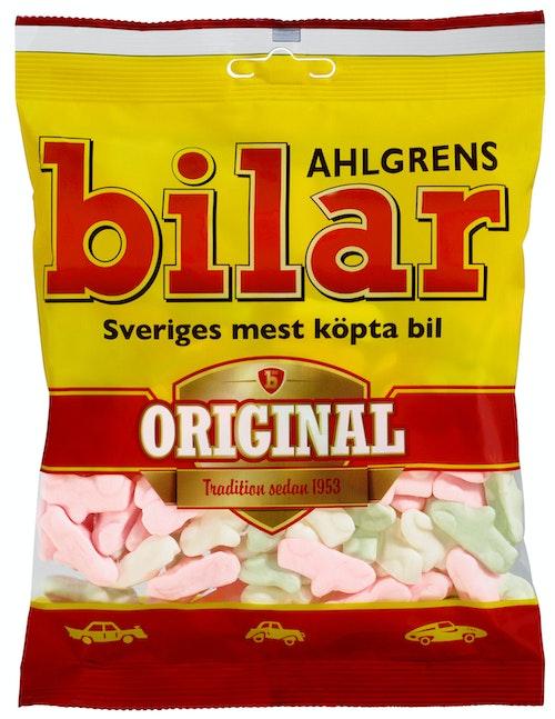 Ahlgrens Ahlgrens Biler Original, 160 g