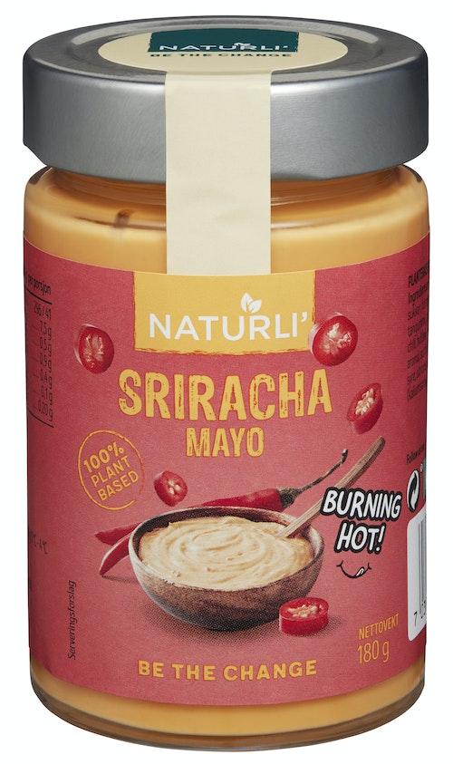 Naturli' Naturli' Sriracha Mayo 180 g