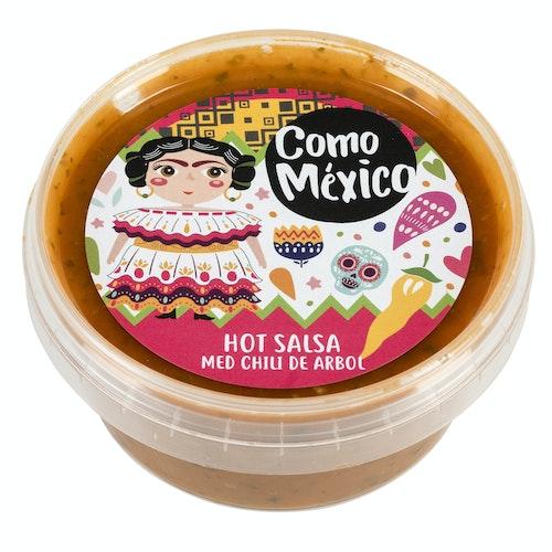 Como Mexico Como Mexico Hot Salsa 150 g
