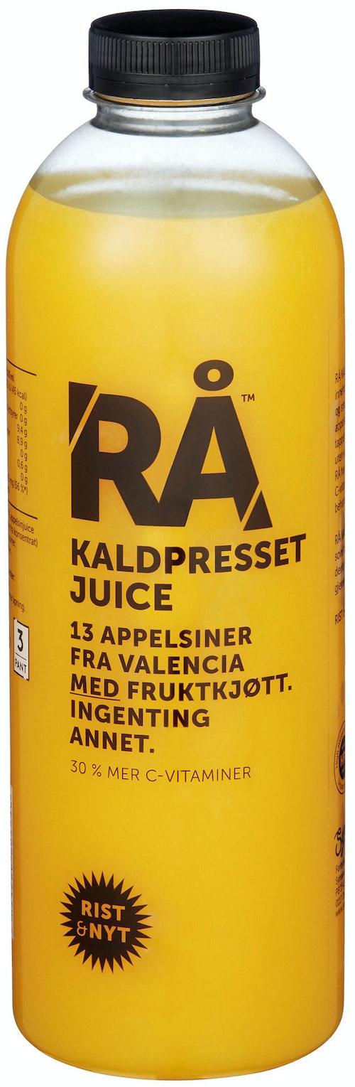 Synnøve Rå Pressede Appelsiner 1 l