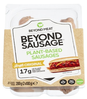Beyond Meat Beyond Sausage Bratwurst 2 stk