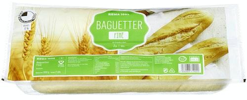 REMA 1000 Baguetter Fine 300 g