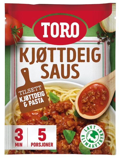 Toro Kjøttdeigsaus 45 g