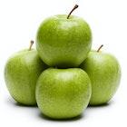 Epler, grønne, 4 pk