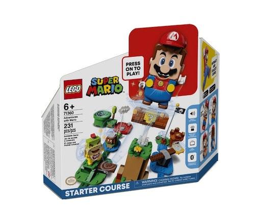 LEGO På eventyr med Super Mario Startbane, 1 stk