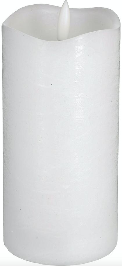 Northlight LED kubbelys med timer, large Høyde 15cm, 1 stk