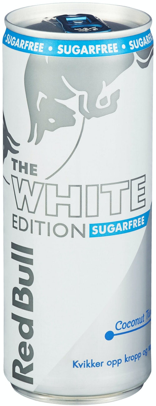 Red Bull Red Bull The White Edition 0,25 l