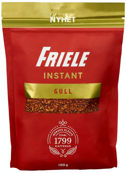 Friele Friele Instant Gull Refil 100 g